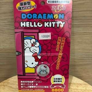 🇯🇵日本製Hello Kitty X多啦A夢.手機平板防輻射貼