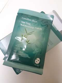 🔴URGENT SALE!!!🔴Tea Tree Balancing Face Mask
