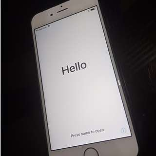 Iphone 6s (F.U. 64gb)