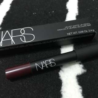 Nars lip pencil
