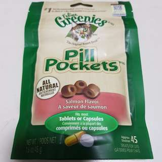 Greenies Pill Pockets For Cats