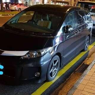 Toyota Estima Aeras 3.5A