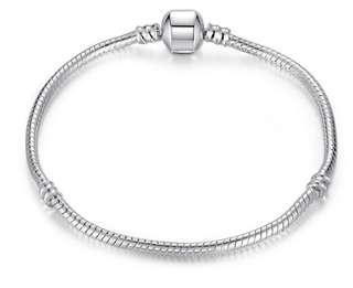 P2mart.com ✌ 5 style silver Love snake bracelet & amp