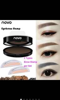 Novo Eyebrow Stamp