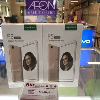 Oppo f5 youth kredit tanpa Dp
