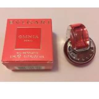 Bvlgari Omnia Coral Perfume 5ml