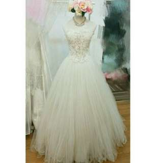 Wedding Dress / Bridal Tulle