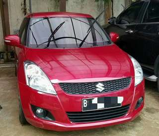 Suzuki Swift Type GX AT Th. 2015 Tangan Pertama Istimewa
