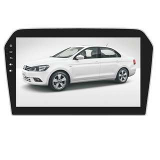 VOLKSWAGEN Jetta 2014 – 10.2″ HD screen + DSP sound on Android 6.0 (PD1031)
