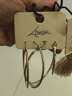 Lovisa Big Hoop Earrings