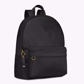 Tory Burch Nylon Backpack