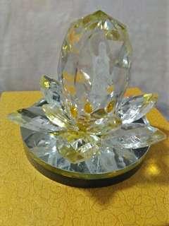 Crystal  kuan yin