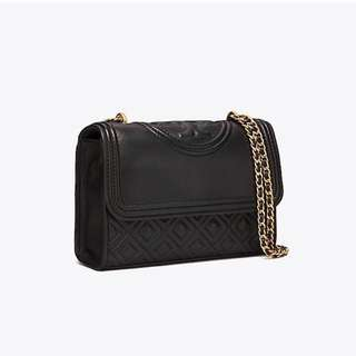多色*Tory Burch Fleming Shoulder Bag 細size