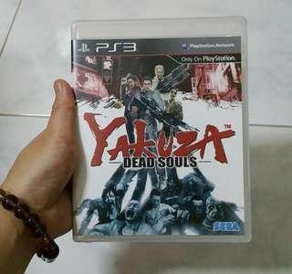 PS3 Yakuza Dead Soul