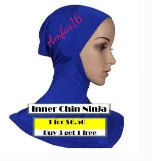 Inner Ninja Blue