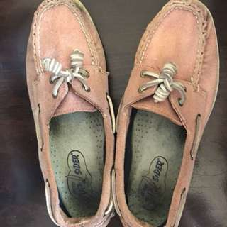 Sperry Topsider - Pink