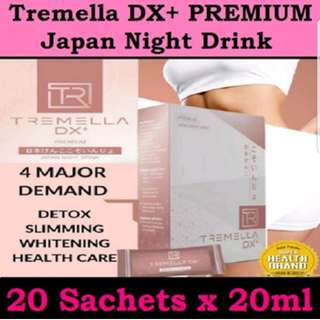 Tremella DX+ Premium Japan Night Drink