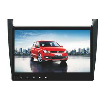 VOLKSWAGEN Polo 2014 – 10.2″ HD screen + DSP sound on Android 6.0 (PD1024)