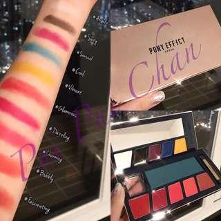 💋Pony Effect Customizing Lip Palette 十色唇膏調色盤💋