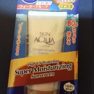 High UV Protection Super Moisturising Sunscreen