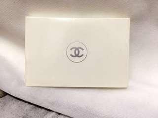 全新 NEW Chanel 迷你旅行美白粉底 2用粉餅