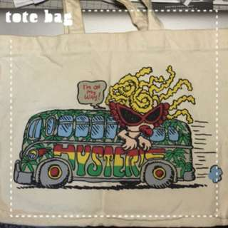 Hysteric mini tote bag