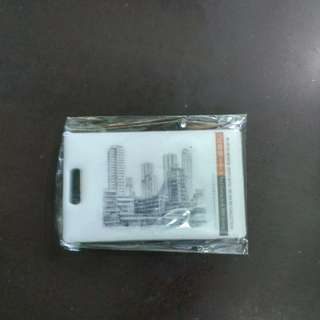香港郵政-行李名牌