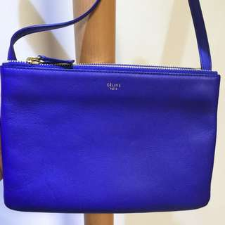🎉Sale 90% New Celine Trio (Small)