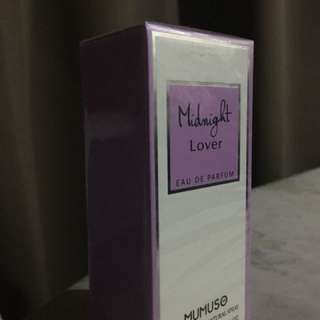 MIDNIGHT LOVER - eau de parfum