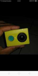 Xiaomi yi cam green