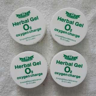Dr Ci Labo Herbal Gel O2 Oxygen Charge