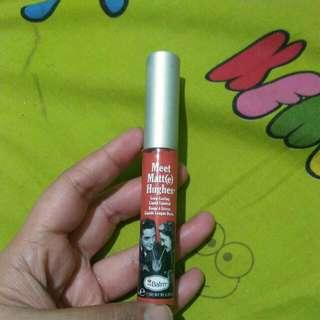 Lipstick meet matte hughes | HONEST