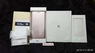 "LeEco S3 (X626) Sakura Pink, 4G RAM 32G ROM, 5.5"" FHD, 21 Megapixels cam, QC3.0"