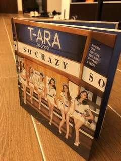 [T-ARA] 11st mini album 寫真集