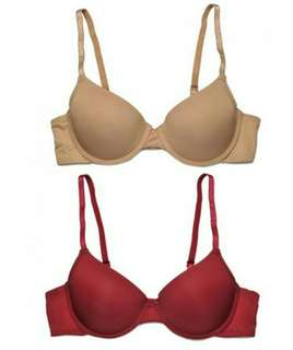 bench 2-in1 Push Up Bra Set