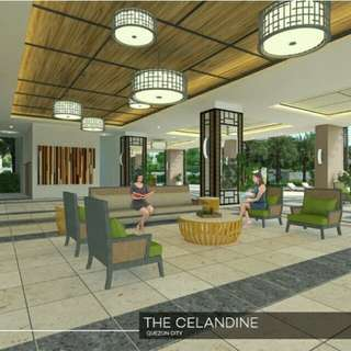 Pre-selling PROMO ALERT THE CELAnDINE LOCATED IN QUEZON CITY NEAR TRINOMA AND SM NORTH No spot down payment OFFERS LOWEST DOWNPAYMENT payable in 43 months no hidden charges for site viewing and promo discount pls09162137602[globe]heberthoncaleda@gmail.com