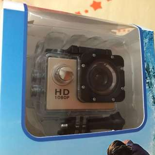 Sport Cam waterproof full hd