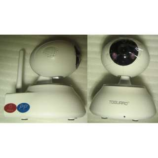 Wireless WiFi IP Camera with external Sensors and Door Detectors (set 3)
