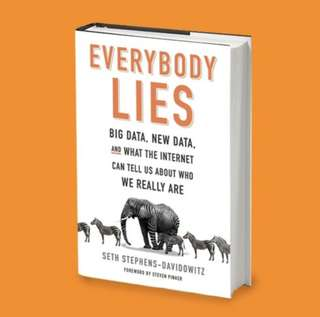 (eBook) Everybody lies
