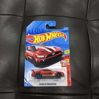 Hot Wheels '15 Ford Mustang