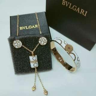Bvlgari gift set