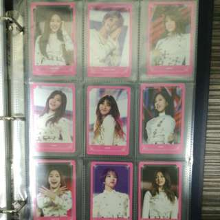 WTS TWICELand Encore DVD The Opening Photocard Set