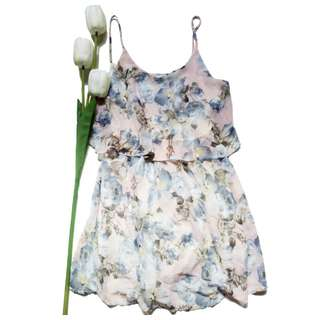 Cute Floral Dress (Like Forever21, H&M)