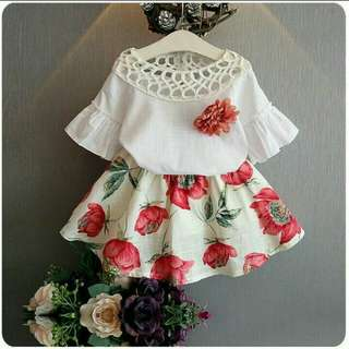 Girl Dress-size 100-140