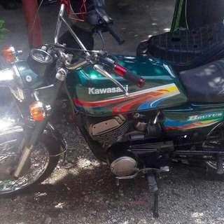 Kawasaki Brutus 140 Model Year: 2000