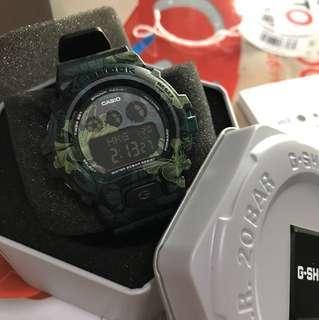 [大減價 正價6折] G-Shock Module no. 3436 女裝