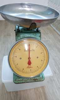 Rolex weighing machine