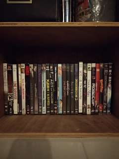 CHEAP DVDs