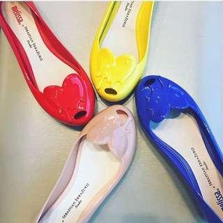 Melissa Shoes Sebastian Blue