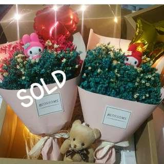 ($39.90) Melody lights bouquet